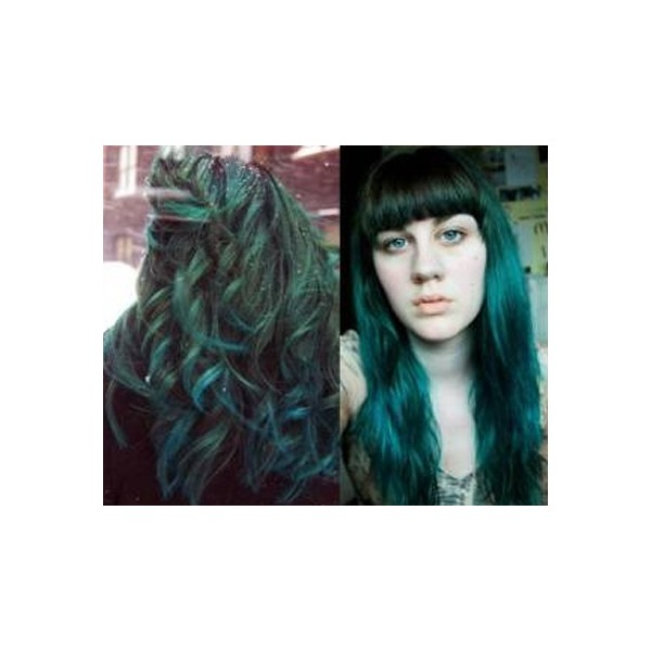 Manic Panic Hair Dye Voodoo Forest Clic Cream Formula