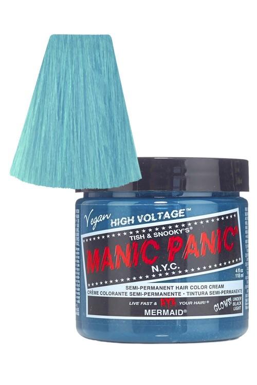 Manic Panic Hair Dye - Mermaid - Classic Cream Formula