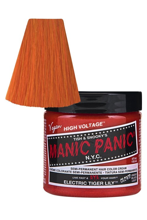 Manic Panic Hair Dye Electric Tiger