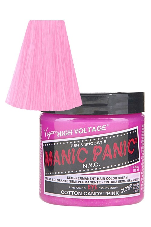 Manic Panic Hair Dye Cotton Candy