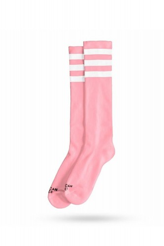 Knee High Socks - Bubblegum...