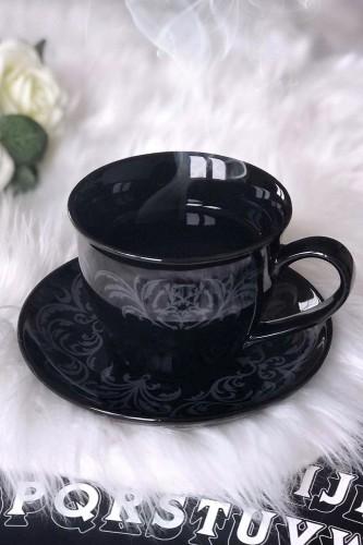 Morticia XL Tea Cup &...