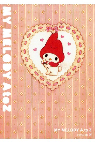 Book My Melody A to Z