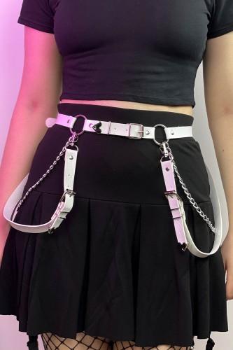 Belt / Harness 2 WAY Heart...