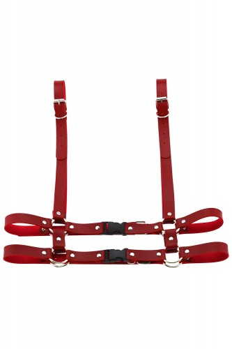 Tech Harness - Red