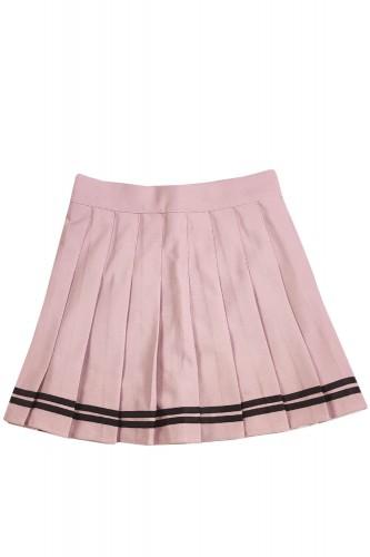 Pleated Skirt SAILOR PINK