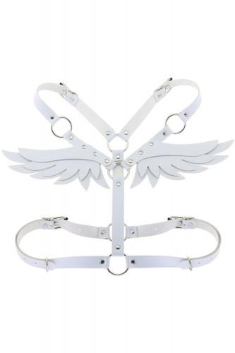 White Angel Harness