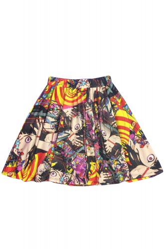 PSYCHEDELIC EXPLOSION Skirt...