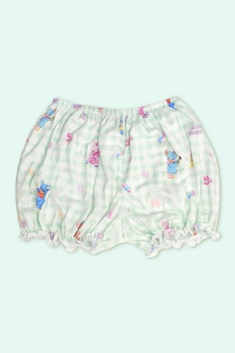 Cheezy Friends ♡ Mint Bloomers
