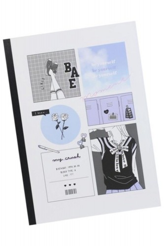 BAE Notebook (Size B5)