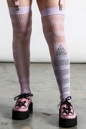 Shena Fishnet Stockings...