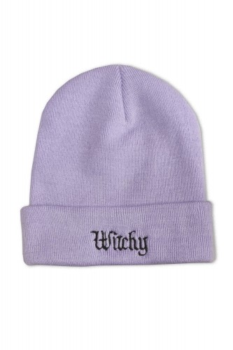 WITCHY Beanie - Lavender