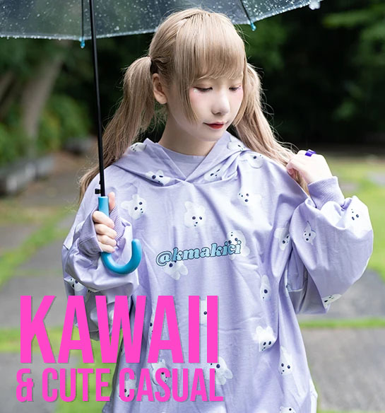 Kawaii & Cute Casual